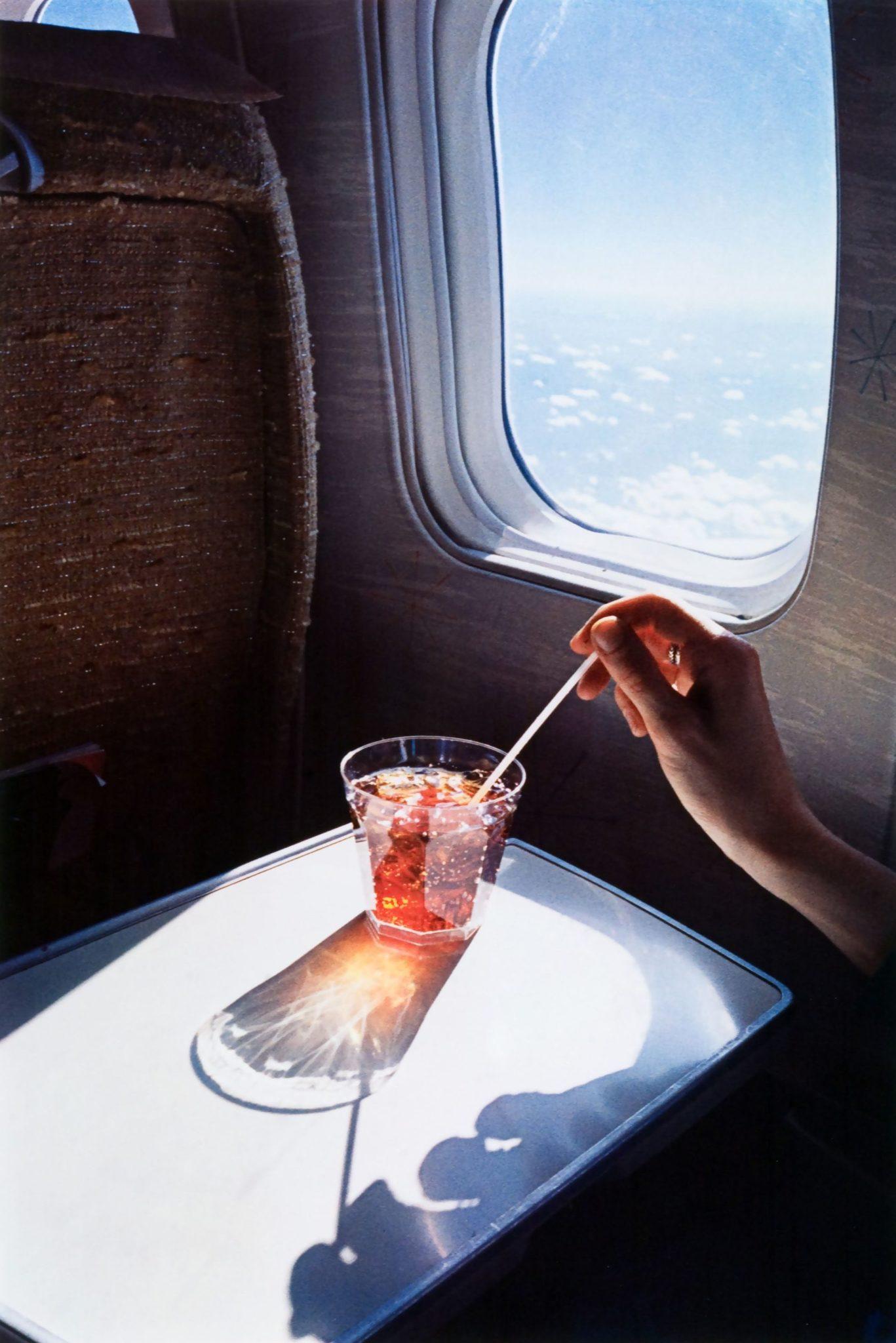William Eggleston, Untitled,  (Glass on Plane)