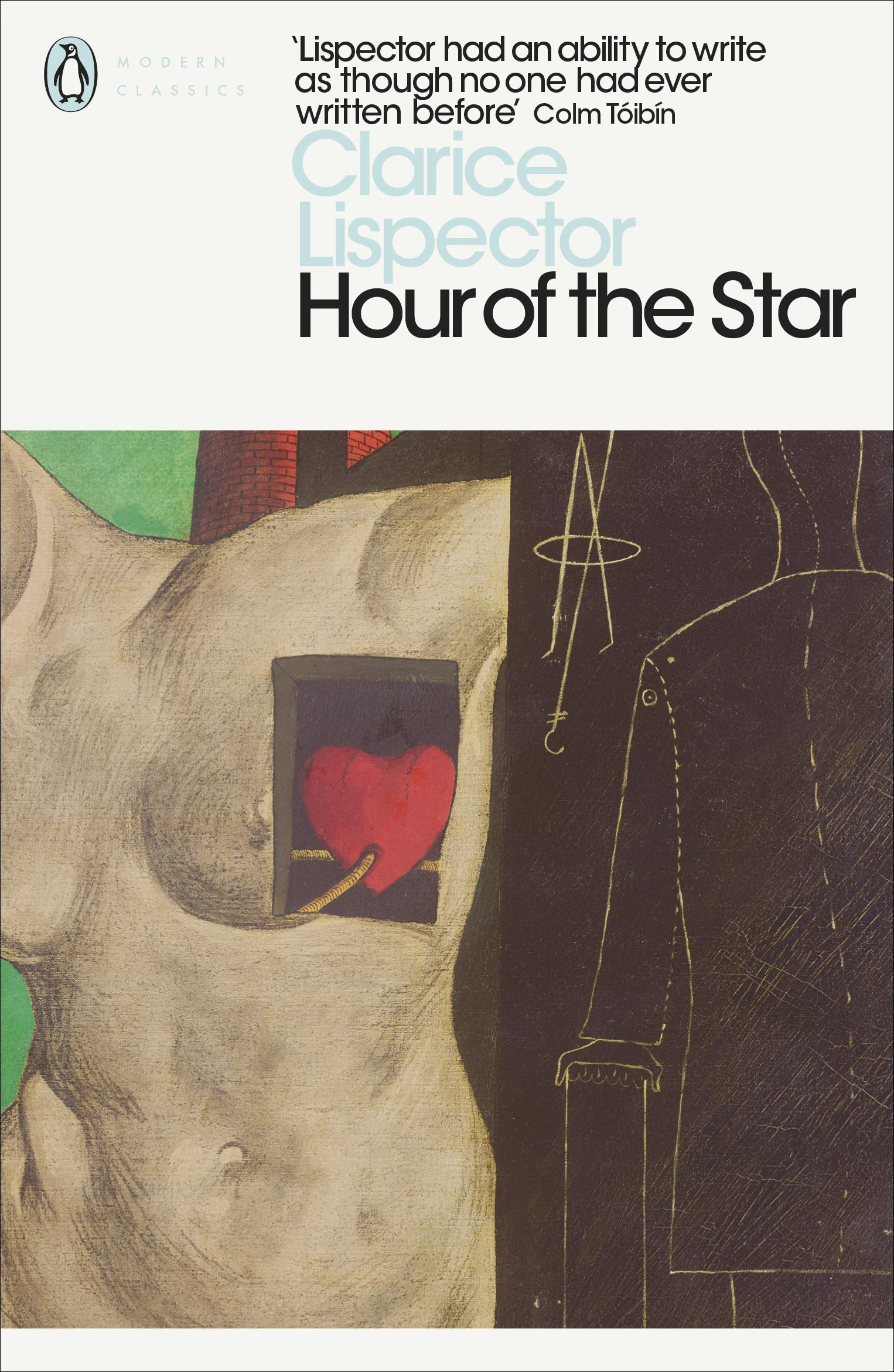 hour of the star clarice lispector
